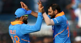 Gavaskar says Shami reminds him of WI legend Marshall