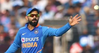 Kohli, Rohit end year on top of ICC ODI rankings