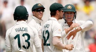 Santner reprieve adds to Australia's DRS frustrations