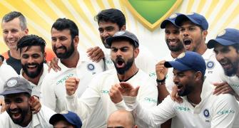 Kohli, Ganguly Indian cricket's newsmakers in 2019