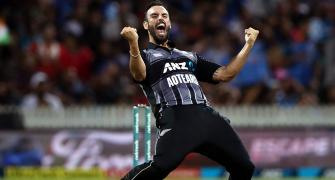 PHOTOS: Munro's blast helps NZ pip India to claim T20 series 2-1