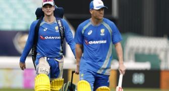 After year of shame, stars align for Oz's title defence