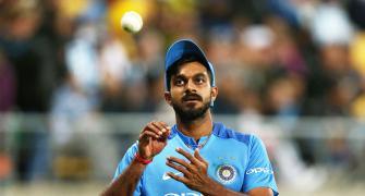 How Vijay Shankar is preparing for the World Cup