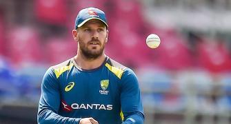 It will take one big effort to rebuild cricket: Finch