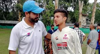 Pathan seeks BCCI help for J&K cricketers