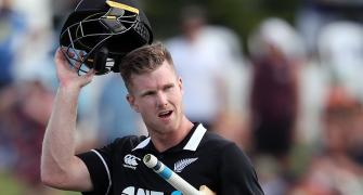 NZ all-rounder Neesham undergoes surgery