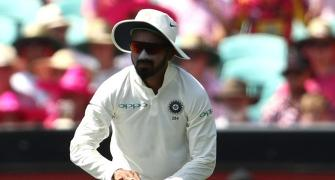 KL Rahul finally wins some praise