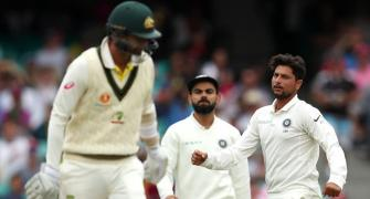 Team India supporters can expect a lot more from Kuldeep