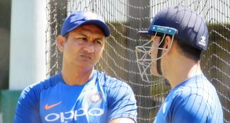 Dhoni is guiding light of Team India: Rohit