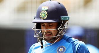Why Rayudu was not picked for World Cup