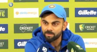 Kohli on Team India's strengths and worries