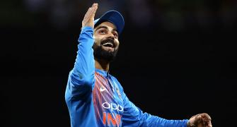 Kohli says he doesn't 'feed off' booing anymore
