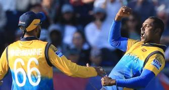 'Sri Lanka can end World Cup on a high'