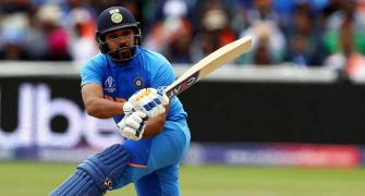 It's no crime to be flamboyant batsman: Rohit