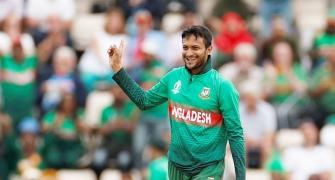 Bookie's conversation with Shakib released