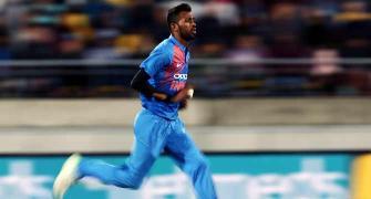 Fit-again Hardik, Dhawan, Bhuvneshwar back for SA ODIs