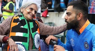BCCI condoles 'Superfan' Charulata's demise
