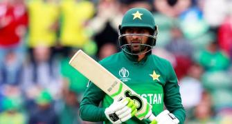 Malik confirms ODI retirement after World Cup exit