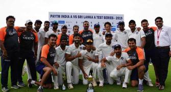 India 'A' complete easy win against Windies
