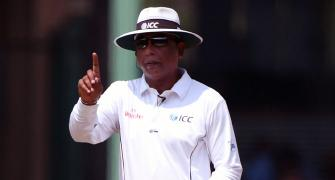 No Indian umpire in ICC Elite Panel