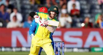 Warner has just warmed up, warns Ponting