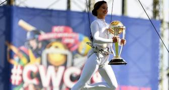 ICC World Cup Fan Zone: Party is getting bigger