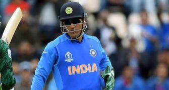 Column: It's just not cricket, MS
