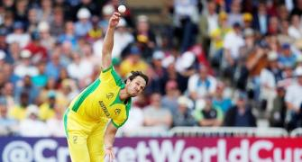 Wicketless Coulter-Nile not sure of spot against India