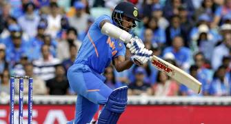 Hard-work in nets paying dividends for India