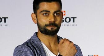 Kohli only cricketer in Forbes' highest-paid athletes