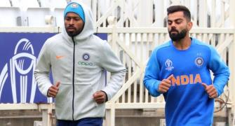 On July 14, I want to have a Cup in my hand: Pandya
