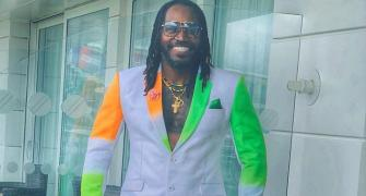 Chris Gayle is ready for India-Pak clash