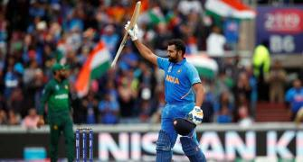 BCCI nominates Rohit for Khel Ratna