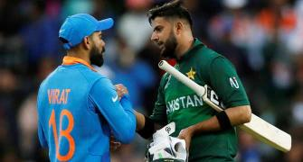 Indo-Pak players unlikely to play together in Asia XI
