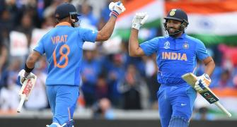 Rohit has an edge over Kohli, says Gambhir