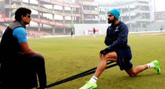 Trainer Basu reunites with Kohli at RCB