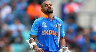 Struggling Dhawan to play for India 'A'