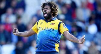 Malinga comes out of retirement to save SL