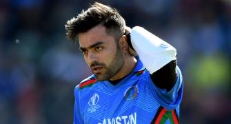 WT20: Rashid Khan quits as Afghanistan captain