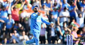 'Kohli's captaincy won the day against Afghanistan'