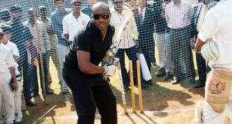 Lara to work with Windies batsmen before India Tests