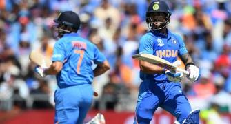 He is a legend of the game: Kohli hails Dhoni