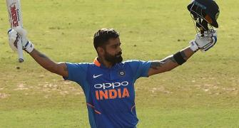 India-Aus series: Who beat Kohli to MVP spot?