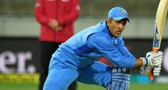 Dhoni's India chances 'very, very bleak': Srikkanth