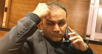 Why Sehwag declined BJP's offer to contest polls...