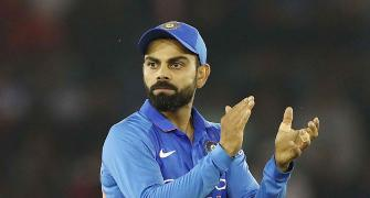 Kohli is captain of ICC's ODI and Test teams of year