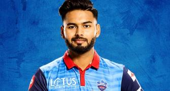 IPL sidelights: What scares flamboyant Pant?