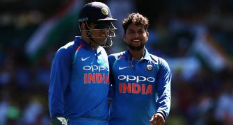 Why India's spinners love Dhoni...