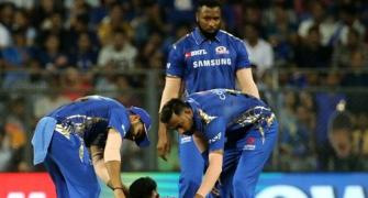 Update: Bumrah has 'recovered' after hurting shoulder