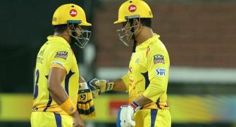 IPL: Dew factor plays role in CSK win